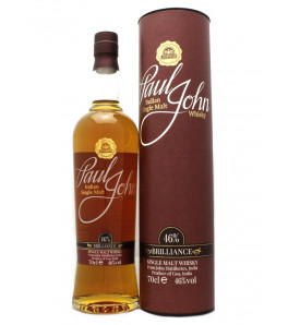 Paul John Brilliance Indian Single Malt Whisky Etui