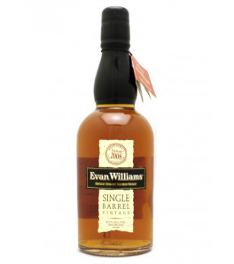 Evan Williams Single Barrel Vintage Kentucky Whiskey