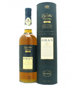 Oban The Distillers Edition Highland Single Malt Etui