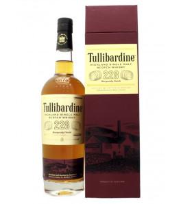 Tullibardine 228 Burgundy Finish Highland Single Malt Whisky Etui