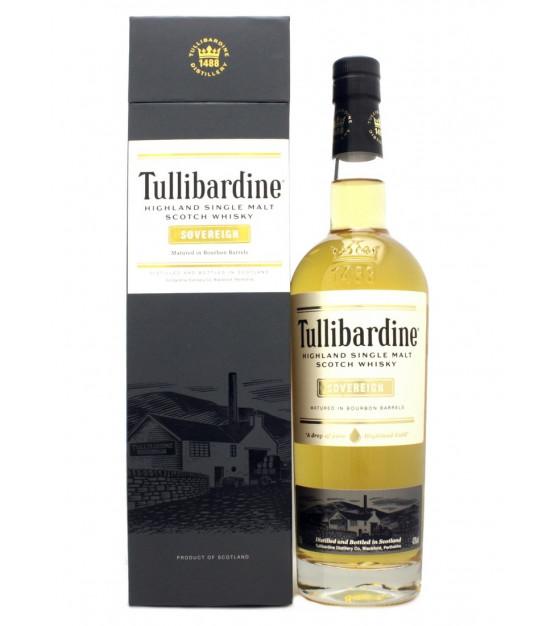 Tullibardine Sovereign Highland Single Malt Whisky Etui