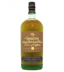 The Singleton of Dufftown 15 ans Single Malt Whisky