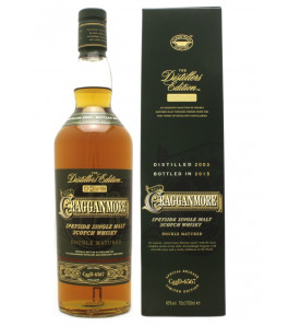 Cragganmore The Distillers Edition Speyside Single Malt Whisky Etui