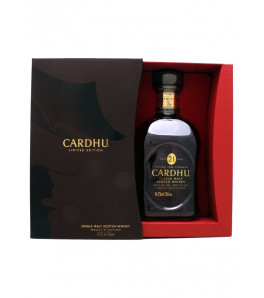 Cardhu 21 ans Single Malt Whisky