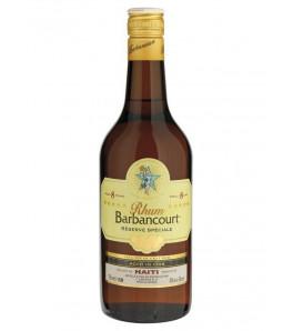 Barbancourt 5 ***** étoiles 8 ans rhum Haïti
