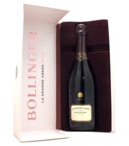 "Bollinger ""Grande Année Rosé 1999"" Champagne Etui"