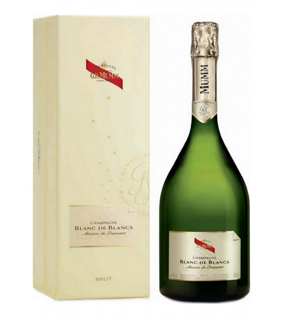 Mumm Blanc de Blancs Mumm de Cramant Champagne