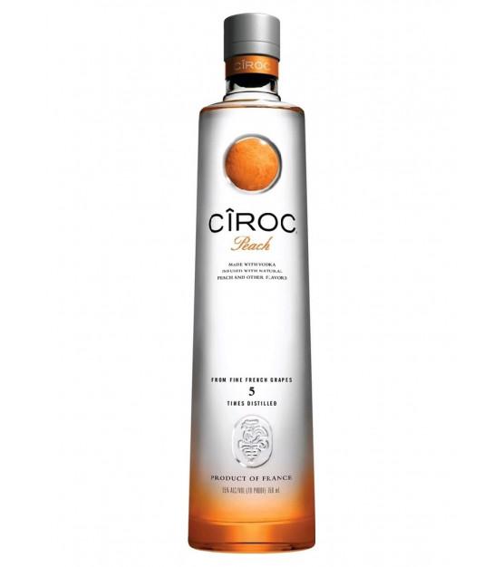 Cîroc Peach Flavoured Vodka