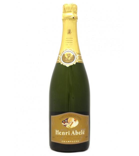 Champagne Henri Abelé Soirées Parisiennes