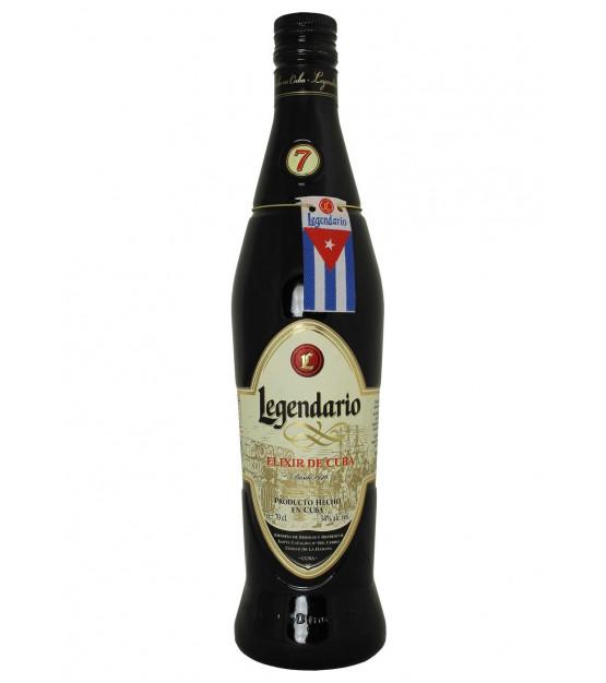 Legendario Elixir de Cuba 7 ans
