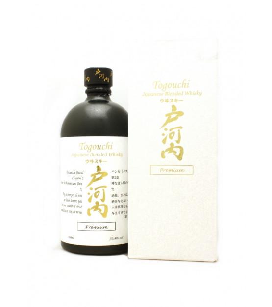 Togouchi Premium Blended Japanese Whisky Etui