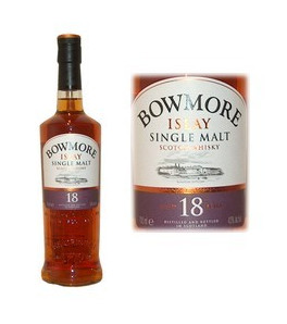 Bowmore 18 ans whisky single islay