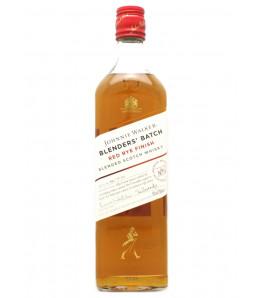 Johnnie Walker Blender's Batch Red Rye Finish Blended Whisky