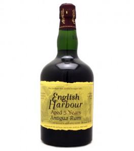 English Harbour 5 ans Antigua Rhum