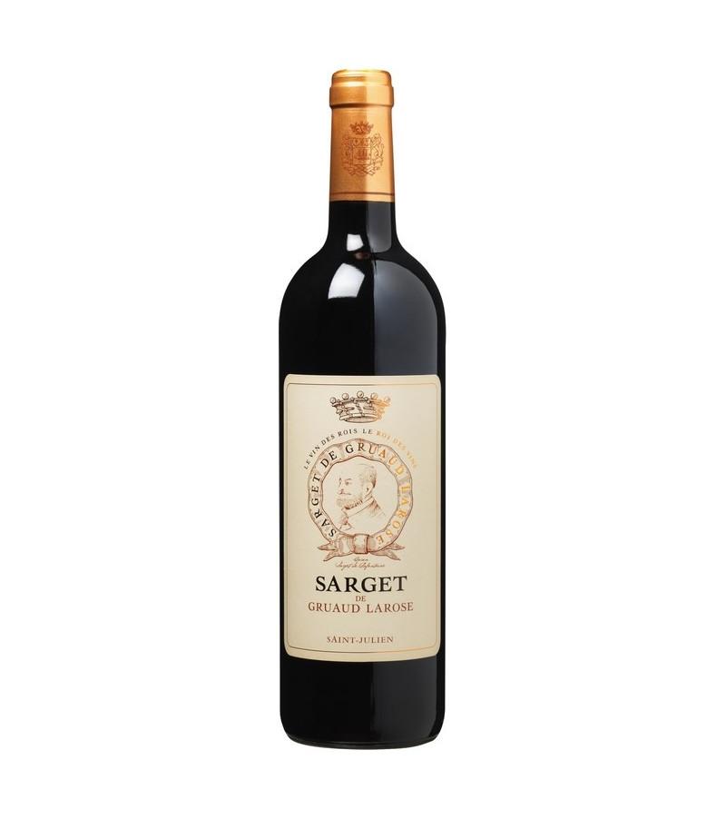 sarget de gruaud larose saint julien vin rouge de bordeaux. Black Bedroom Furniture Sets. Home Design Ideas