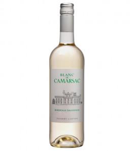 Blanc de Camarsac Bordeaux Sauvignon Thierry Lurton