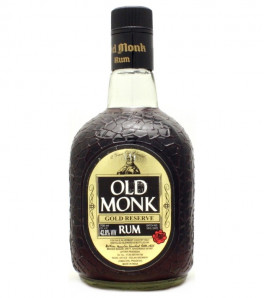 Old Monk Gold Reserve 12 ans Rhum