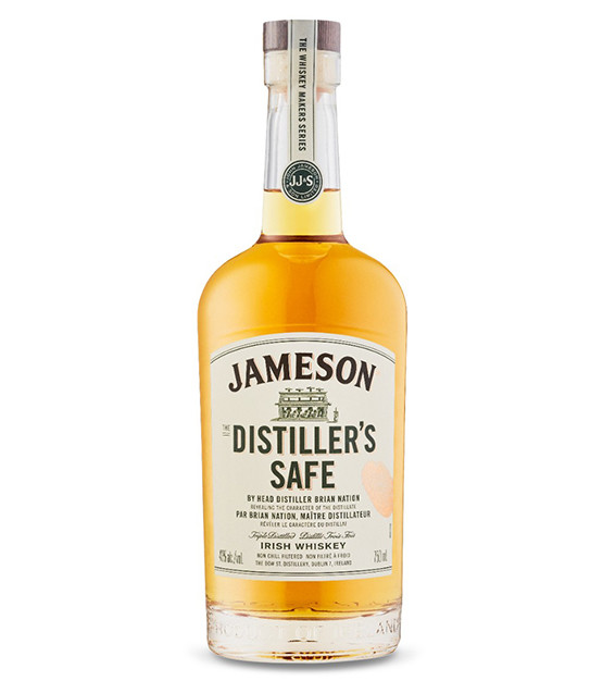 Jameson The Distiller's Safe Blended Irish Whiskey