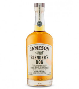 Jameson Blender's Dog irish whiskey