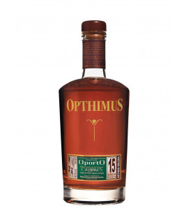 Opthimus 15 ans Port Finish Rhum de République Dominicaine