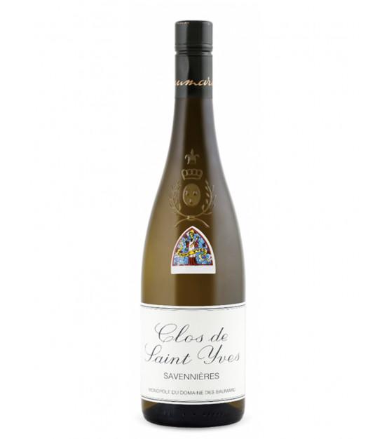 Domaine Baumard Clos Saint Yves Savennieres Blanc 2014