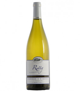 Château d'Etroyes La Chatalienne 2015 Rully Blanc