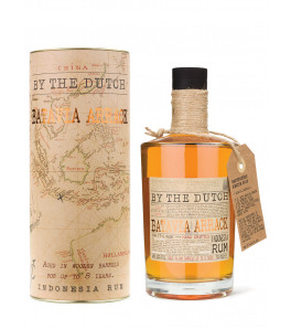 By The Dutch Batavia Arrack Rhum Indonésien