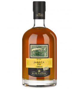 Rum nation Jamaica 5 ans Sherry Cask