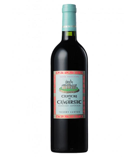 Château de Camarsac Vieilles Vignes Bordeaux Supérieur