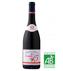 Jaboulet Ainé Parallèle 45 Côtes du Rhône rouge 2015