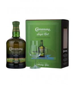 Connemara Peat Whiskey Coffrets avec verre