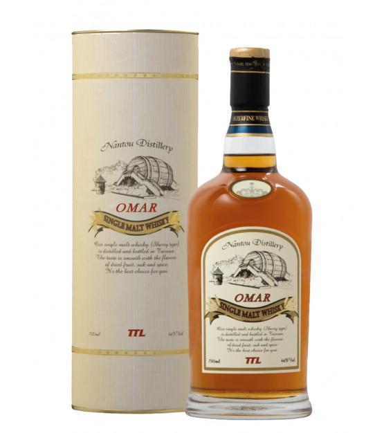 Omar Taiwanese Sherry Cask Whisky