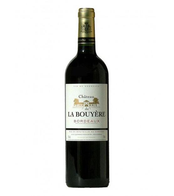 Vin Rouge Bordeaux Ch U00e2teau De La Bouyere