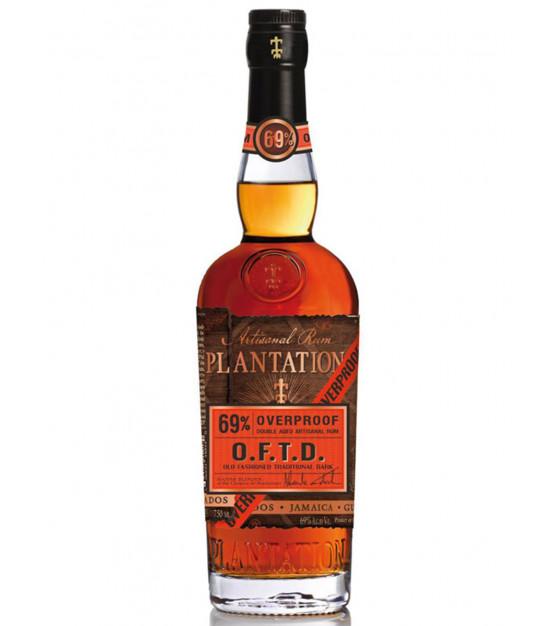 Plantation oftd Rum