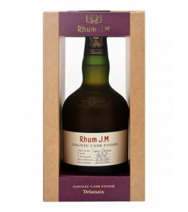 J.M. Rhum Cognac Delamain Finish