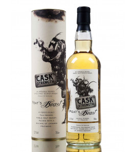 Peat's Beast Cask Strength Single Malt