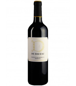D de Dauzac Bordeaux Rouge 2015
