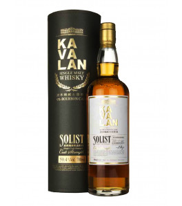 Kavalan Solist ex bourbon Cask Single Malt Whisky