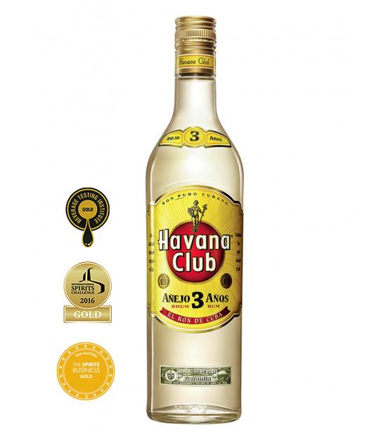 havana club anejo 3 ans rhum cuba