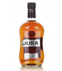 Isle of Jura 21ans whisky single Jura