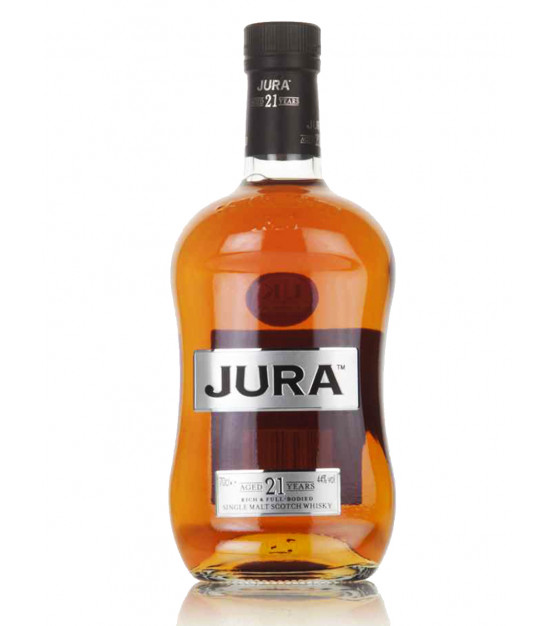Isle of Jura 21ans whisky single Jura
