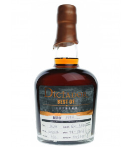 Dictador best of 1977 rhum