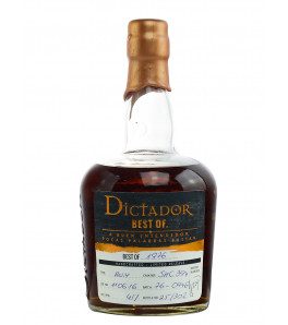 Dictador best of 1976 rhum