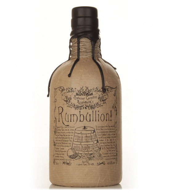 Professor Cornelius Ableforth Rumbullion Rhum