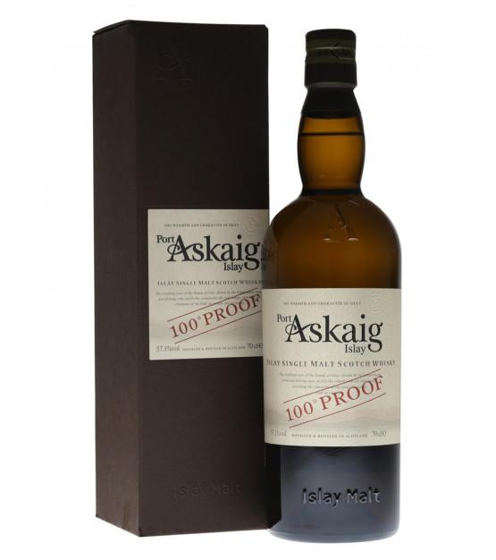 port askaig 100 proof whisky