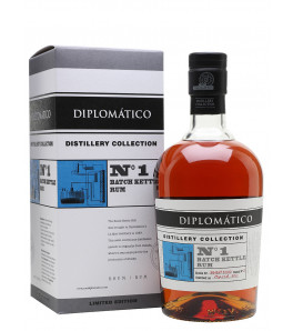 Diplomatico Distillery Collection Single Batch Kettle