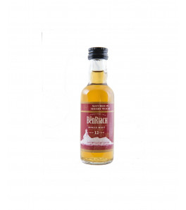 Mignonnette Benriach 12 ans Sherry Matured