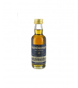 Mignonnette glendronach 18 ans whisky single malt