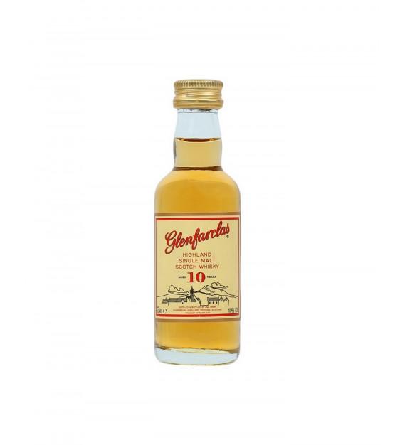 mignonnette glenfarclas 10 ans whisky single Highland