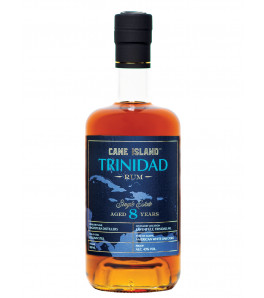 Cane Island trinidad 8 ans Single Estate Rhum